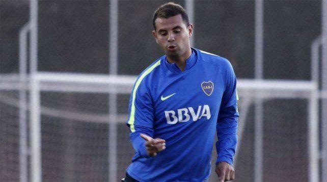 El refuerzo. Cardona tuvo una destacada actuación en el amistoso y marcó un gol.