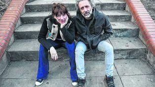 La bella y el rockero. Romina Gaetani