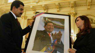 Venezuela y la política argentina