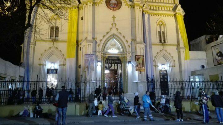 La iglesia de San Cayetano