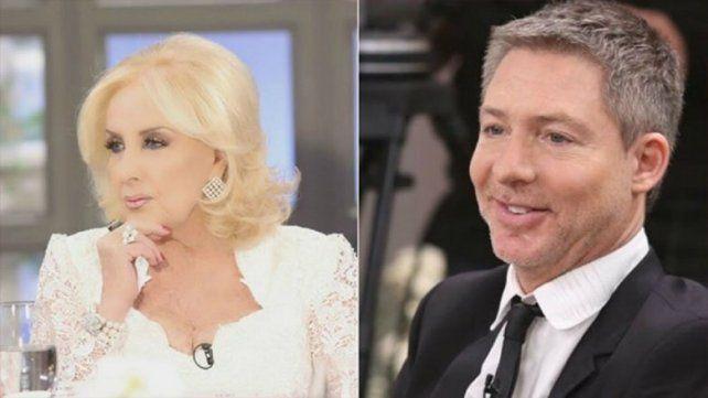 El duro reclamo de Mirtha a Adrián Suar que contó la verdad sobre el spot de Susana y Tinelli