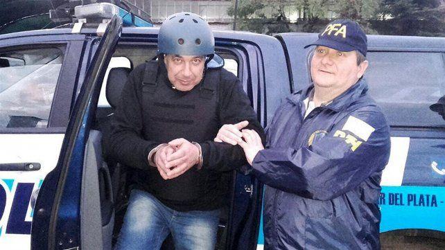 El cuñado de De Vido se negó a declarar y fue asistido por un pico de presión