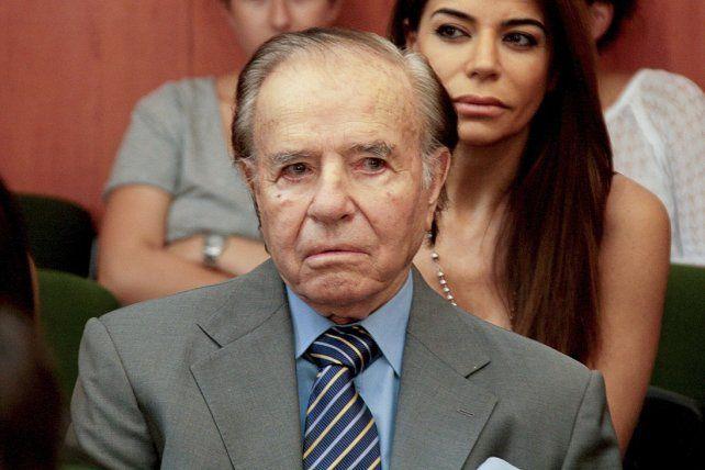 La Cámara Nacional Electoral dejó a Menem sin precandidatura a senador nacional por La Rioja.