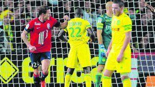 Diferentes. Lille y Nantes no pueden tener el mismo objetivo. Los diferencian los euros.