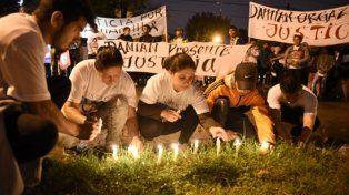 reclamo incesante. Los familiares y amigos de la víctima esperan que se haga Justicia.