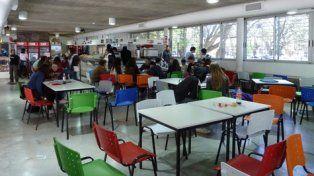 la plata. La tragedia se desató en el Colegio Nacional Hernández.