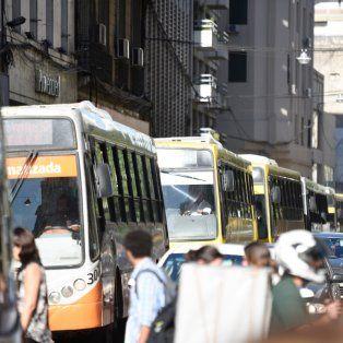 los gremios del transporte ratificaron su adhesion al paro del 6 de abril