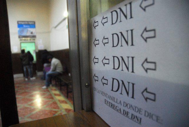 En el Registro Civil ya está preparado el operativo por las elecciones.