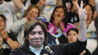 Máximo Kirchner dijo que Cristina busca ser mejor persona y corregir sus errores