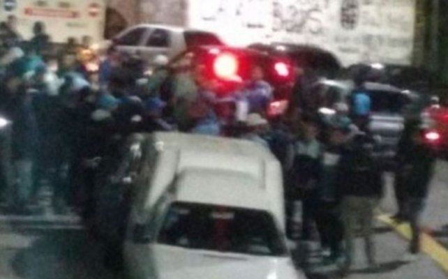 Se suspendió el partido de Racing por Copa Argentina por un tiroteo entre barras