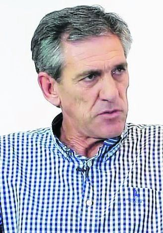 El intendente Mario Formento.