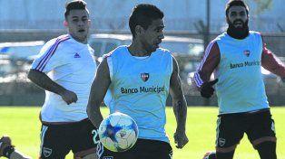 Volver a brillar. Hoy Víctor Figueroa entrena en Bella Vista para ganarse un lugar en el nuevo equipo de Llop.