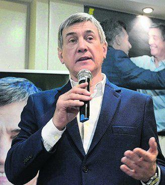 Concejal Jorge Boasso.