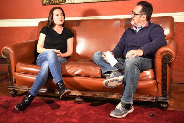 Anita Martínez admitió que su deseo era una lista de unidad.