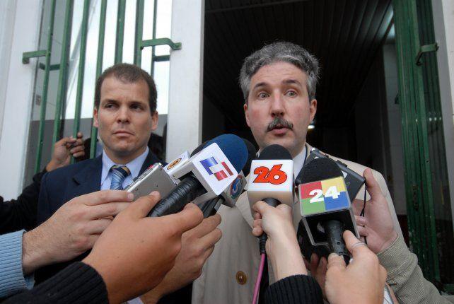 El abogado de Cantero apuntó contra la exjueza.