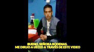 El video que le mandó el líder de Los Monos a la exjueza Rodenas agitó el fantasma de la guerra narco