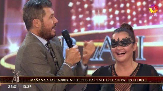 Nancy Pazos confesó que el reggaetón la tiene hecha un fuego en la cama con su novio