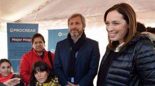 Frigerio defendió que Vidal encabece la campaña porque es la política con mejor imagen