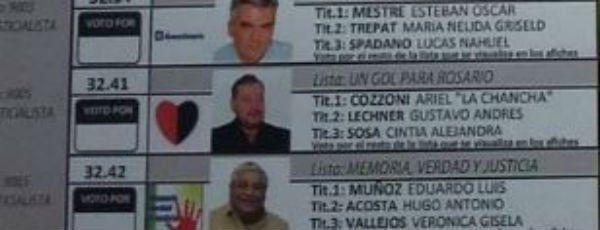 Emojis, apodos y fútbol entre las curiosidades de los postulantes a concejales de Rosario