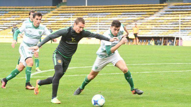En Central volvió Ruben y marcó un tanto en la victoria canalla ante Sarmiento