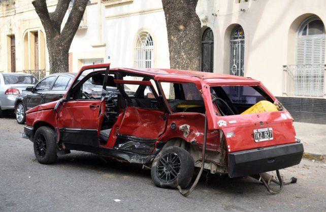 Dio positivo el test de alcoholemia al conductor que mató a un automovilista en una picada