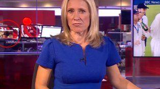 La BBC transmitió por error una película porno durante la emisión de su noticiero