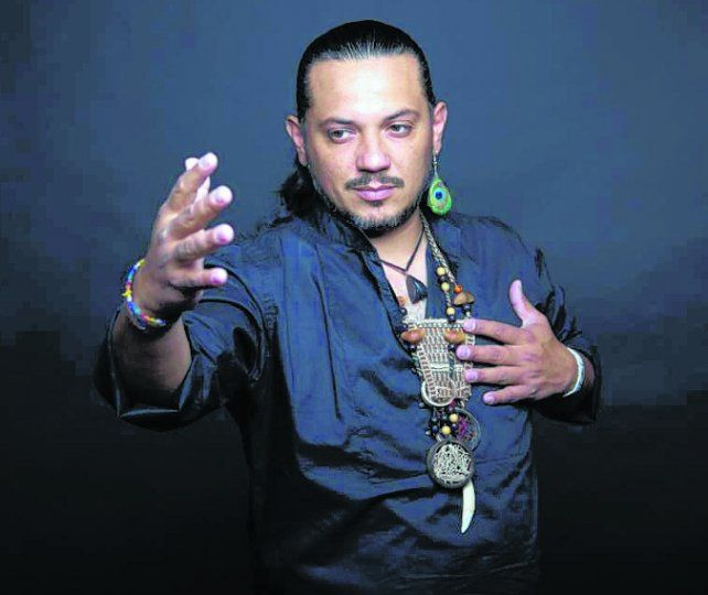 debut. Lucio Rojas actuará como solista por primera vez en Rosario.