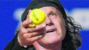 La idea fija.La polémica sobre la confección del rá nking mundial en los años 70 todavía está vigente. Guillermo Vilas ganó cuatro torneos de Grand Slam y espera
