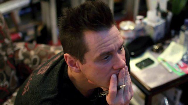Talento oculto. El actor Jim Carrey reveló su faceta desconocida con un corto.