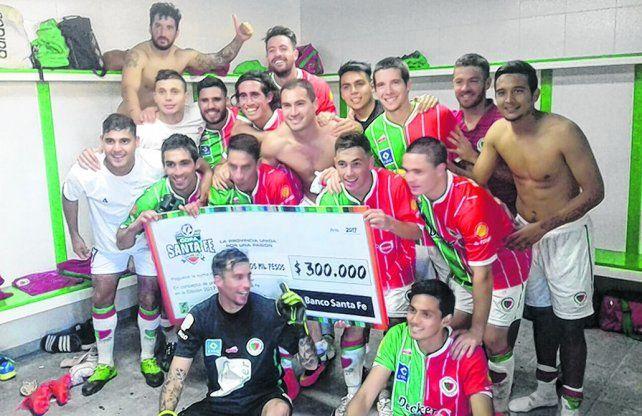El uruguayo. Atlético viene de vencer a Unión Sunchales por penales. El sábado hará su presentación en el Gigante.