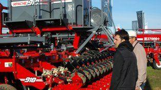 La predilección por las sembradoras argentinas