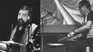 Rubén Lobo y Marcelo García, traen todo su bagaje musical a la UNR.