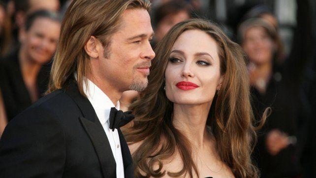 Angelina Jolie detuvo el proceso de divorcio y va por una segunda oportunidad con Brad Pitt