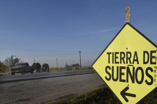 Vecinos de Tierra de Sueños se movilizarán por los accidentes