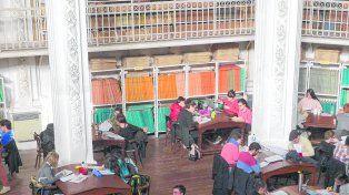 Historias y secretos de la Biblioteca Argentina