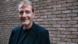 El autor. Jim Grant firma como Lee Child sus novelas. Es británico y vive en EEUU.