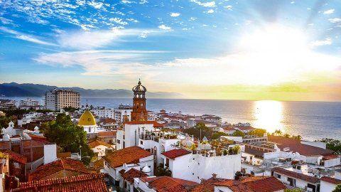 Historia y mar. Puerto Vallarta es uno de los destinos mexicanos más visitados por el turismo internacional.