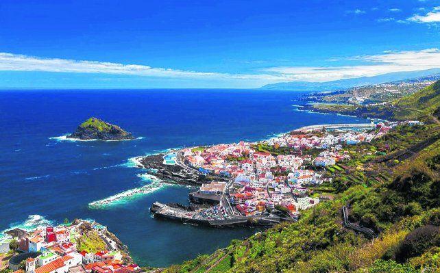 Acción en España. Tenerife