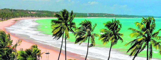 Paradisíacas. Cada una de las playas de Maceió se presta para una actividad distinta