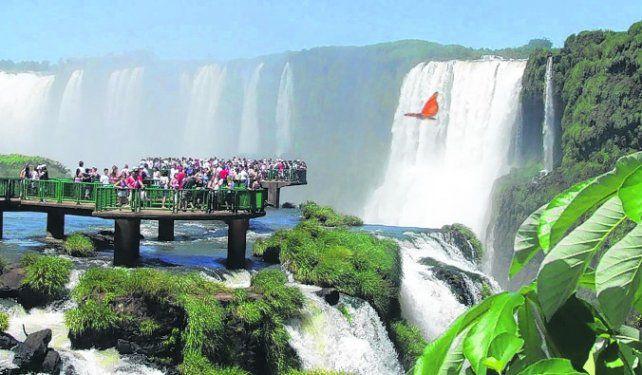 Cien millones de pesos para mejorar la infraestructura en las Cataratas del Iguazú