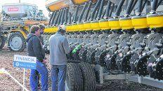 Tierra de fierros. En 2016 se vendieron 17.566 máquinas agrícolas. En el país hay 600 terminales y 260 agropartistas.