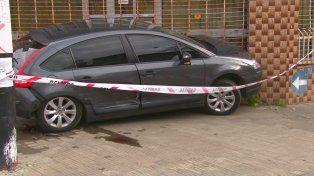 El conductor resultó con heridas menores.
