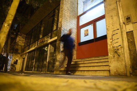 Catamarca 1247. La sede de la asociación en Rosario.
