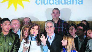 candidata. Cristina espera un aval contundente a Unidad Ciudadana.