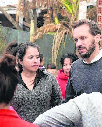 Concejal radical Martín Rosúa.