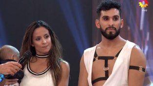 Lourdes Sánchez rompió en llanto en medio de una discusión entre Gabo Usandivaras y Pampita