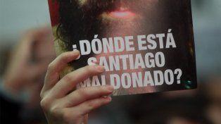 Desaparecido. Desde el 1º de agosto se le perdió el rastro a Santiago