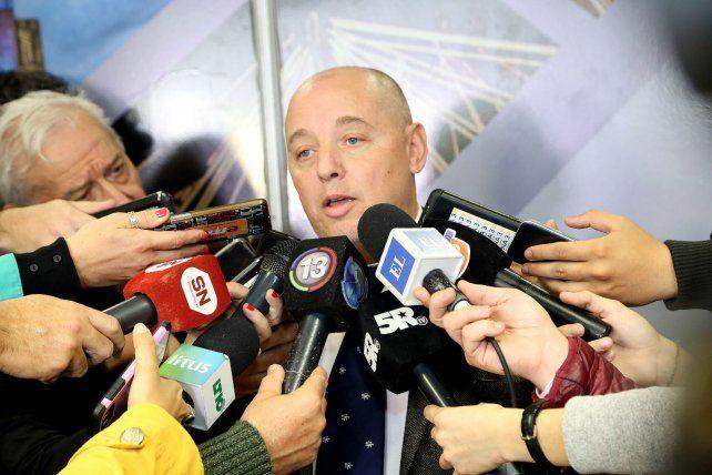 Pascual dijo que se prevé un amplio operativo de seguridad entre policías y efectivos del Ejército.