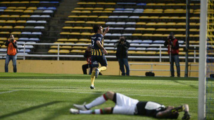Central goleó 5 a 2 a Atlético San Jorge y se metió en la final de la Copa Santa Fe