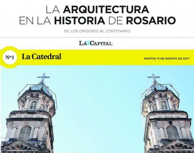 Lo que viene. El primer capítulo se adentra en la historia de la Catedral.